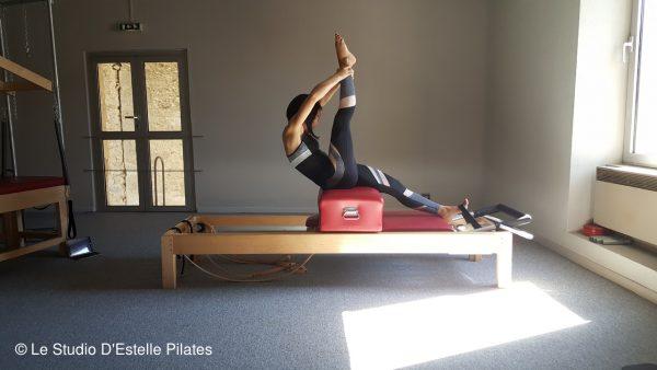 cours de pilates maux de dos Langon estelle Franzon